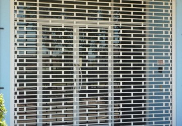 All Aluminium Grille Roller Doors