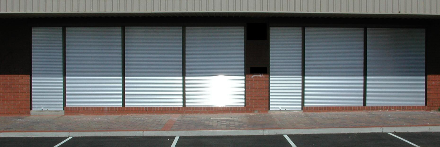 44mm Extruded Roller Shutters