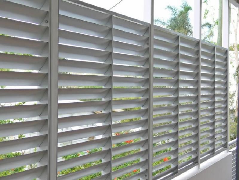 Aluminium Louvres Fences Amp Screens Security365