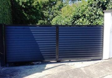 Aluminium Pedestrian Gates Security365