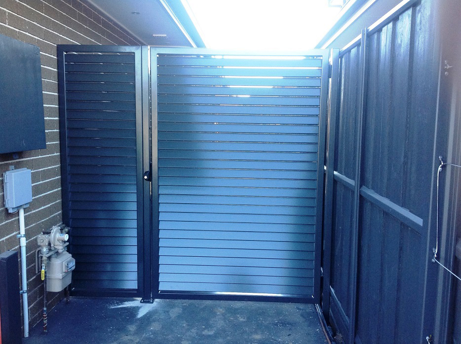 Aluminium Louvres Fences Amp Screens Security365