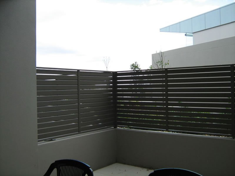 Aluminium Slat Panels Fences And Screens Security365