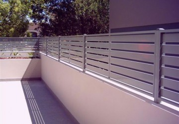 Aluminium Slat Panels Fences And Screens Security365