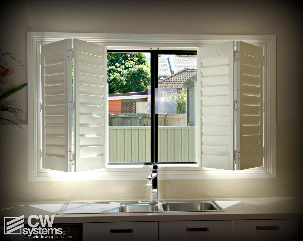 Thermo25 Plantation Shutters