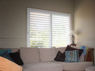 Plantation Shutter Window 4
